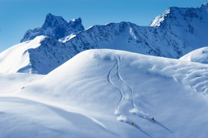 top places to snowboard st anton austria