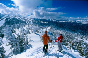 top places to snowboard Lake Tahoe, United States